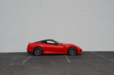 Used 2011 Ferrari 599 GTO Used 2011 Ferrari 599 GTO for sale Sold at Cauley Ferrari in West Bloomfield MI 70
