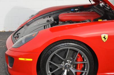 Used 2011 Ferrari 599 GTO Used 2011 Ferrari 599 GTO for sale Sold at Cauley Ferrari in West Bloomfield MI 72