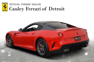 Used 2011 Ferrari 599 GTO Used 2011 Ferrari 599 GTO for sale Sold at Cauley Ferrari in West Bloomfield MI 8