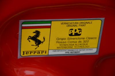 Used 2011 Ferrari 599 GTO Used 2011 Ferrari 599 GTO for sale Sold at Cauley Ferrari in West Bloomfield MI 81