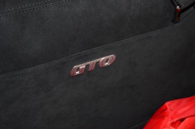 Used 2011 Ferrari 599 GTO Used 2011 Ferrari 599 GTO for sale Sold at Cauley Ferrari in West Bloomfield MI 85