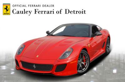 Used 2011 Ferrari 599 GTO Used 2011 Ferrari 599 GTO for sale Sold at Cauley Ferrari in West Bloomfield MI 1