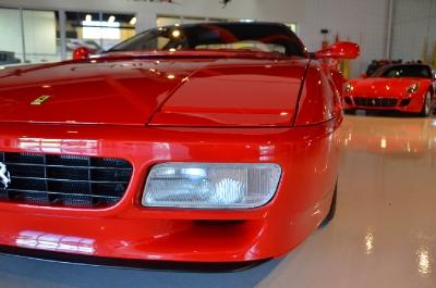 Used 1992 Ferrari 512 TR Used 1992 Ferrari 512 TR for sale Sold at Cauley Ferrari in West Bloomfield MI 15