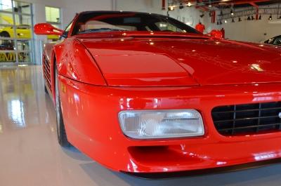 Used 1992 Ferrari 512 TR Used 1992 Ferrari 512 TR for sale Sold at Cauley Ferrari in West Bloomfield MI 16