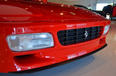 Used 1992 Ferrari 512 TR Used 1992 Ferrari 512 TR for sale Sold at Cauley Ferrari in West Bloomfield MI 17