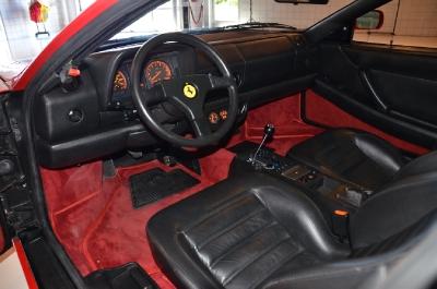 Used 1992 Ferrari 512 TR Used 1992 Ferrari 512 TR for sale Sold at Cauley Ferrari in West Bloomfield MI 27
