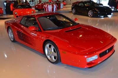 Used 1992 Ferrari 512 TR Used 1992 Ferrari 512 TR for sale Sold at Cauley Ferrari in West Bloomfield MI 5