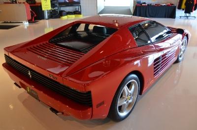Used 1992 Ferrari 512 TR Used 1992 Ferrari 512 TR for sale Sold at Cauley Ferrari in West Bloomfield MI 7