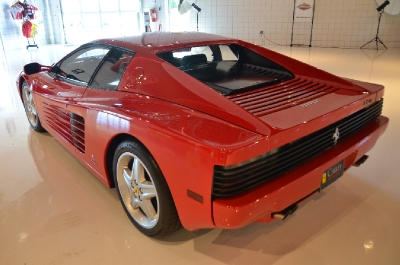 Used 1992 Ferrari 512 TR Used 1992 Ferrari 512 TR for sale Sold at Cauley Ferrari in West Bloomfield MI 9