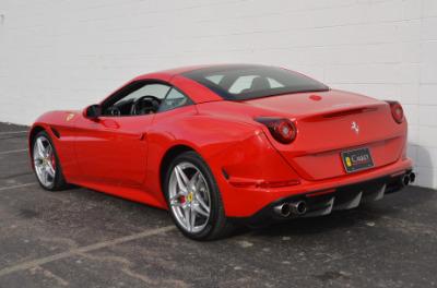 Used 2017 Ferrari California T Used 2017 Ferrari California T for sale $159,900 at Cauley Ferrari in West Bloomfield MI 21