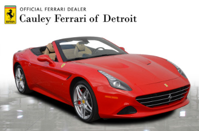 Used 2017 Ferrari California T Used 2017 Ferrari California T for sale $159,900 at Cauley Ferrari in West Bloomfield MI 4
