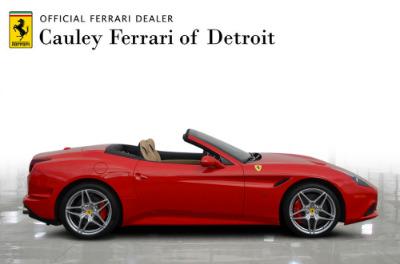 Used 2017 Ferrari California T Used 2017 Ferrari California T for sale $159,900 at Cauley Ferrari in West Bloomfield MI 5