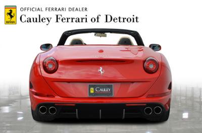 Used 2017 Ferrari California T Used 2017 Ferrari California T for sale $159,900 at Cauley Ferrari in West Bloomfield MI 7