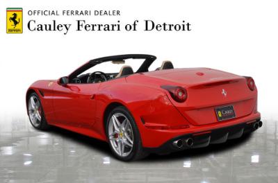 Used 2017 Ferrari California T Used 2017 Ferrari California T for sale $159,900 at Cauley Ferrari in West Bloomfield MI 8
