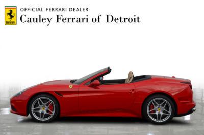 Used 2017 Ferrari California T Used 2017 Ferrari California T for sale $159,900 at Cauley Ferrari in West Bloomfield MI 9