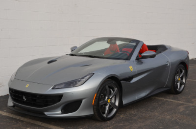Used 2019 Ferrari Portofino Used 2019 Ferrari Portofino for sale Call for price at Cauley Ferrari in West Bloomfield MI 10