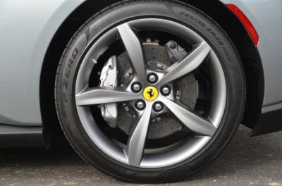 Used 2019 Ferrari Portofino Used 2019 Ferrari Portofino for sale Call for price at Cauley Ferrari in West Bloomfield MI 13