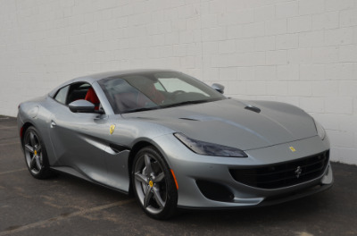 Used 2019 Ferrari Portofino Used 2019 Ferrari Portofino for sale Call for price at Cauley Ferrari in West Bloomfield MI 17