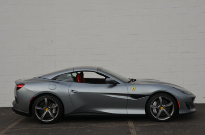 Used 2019 Ferrari Portofino Used 2019 Ferrari Portofino for sale Call for price at Cauley Ferrari in West Bloomfield MI 18