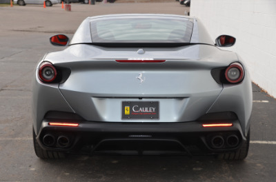 Used 2019 Ferrari Portofino Used 2019 Ferrari Portofino for sale Call for price at Cauley Ferrari in West Bloomfield MI 20