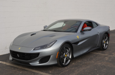 Used 2019 Ferrari Portofino Used 2019 Ferrari Portofino for sale Call for price at Cauley Ferrari in West Bloomfield MI 23