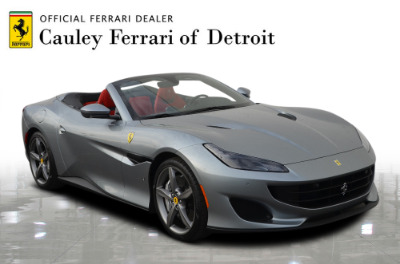 Used 2019 Ferrari Portofino Used 2019 Ferrari Portofino for sale Call for price at Cauley Ferrari in West Bloomfield MI 4