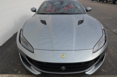 Used 2019 Ferrari Portofino Used 2019 Ferrari Portofino for sale Call for price at Cauley Ferrari in West Bloomfield MI 57