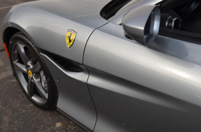 Used 2019 Ferrari Portofino Used 2019 Ferrari Portofino for sale Call for price at Cauley Ferrari in West Bloomfield MI 58