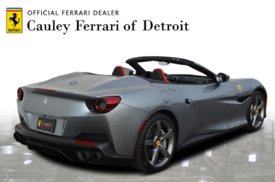 Used 2019 Ferrari Portofino Used 2019 Ferrari Portofino for sale Call for price at Cauley Ferrari in West Bloomfield MI 6