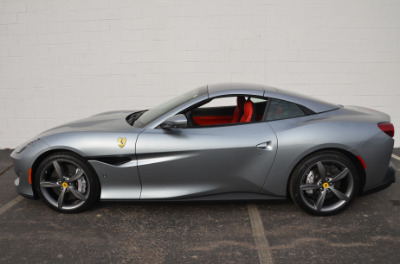 Used 2019 Ferrari Portofino Used 2019 Ferrari Portofino for sale Call for price at Cauley Ferrari in West Bloomfield MI 62