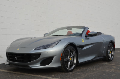Used 2019 Ferrari Portofino Used 2019 Ferrari Portofino for sale Call for price at Cauley Ferrari in West Bloomfield MI 63