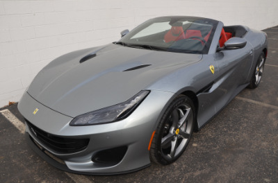 Used 2019 Ferrari Portofino Used 2019 Ferrari Portofino for sale Call for price at Cauley Ferrari in West Bloomfield MI 64