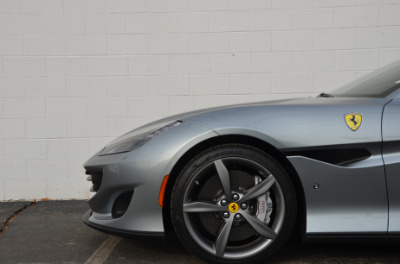 Used 2019 Ferrari Portofino Used 2019 Ferrari Portofino for sale Call for price at Cauley Ferrari in West Bloomfield MI 65
