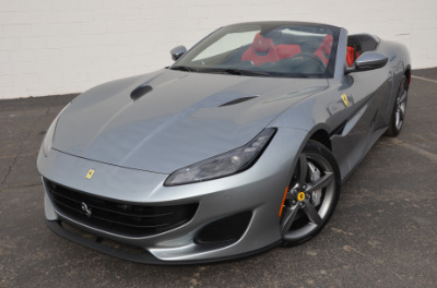 Used 2019 Ferrari Portofino Used 2019 Ferrari Portofino for sale Call for price at Cauley Ferrari in West Bloomfield MI 69