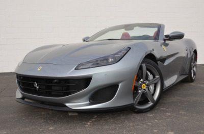 Used 2019 Ferrari Portofino Used 2019 Ferrari Portofino for sale Call for price at Cauley Ferrari in West Bloomfield MI 70