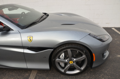 Used 2019 Ferrari Portofino Used 2019 Ferrari Portofino for sale Call for price at Cauley Ferrari in West Bloomfield MI 75