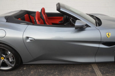Used 2019 Ferrari Portofino Used 2019 Ferrari Portofino for sale Call for price at Cauley Ferrari in West Bloomfield MI 76