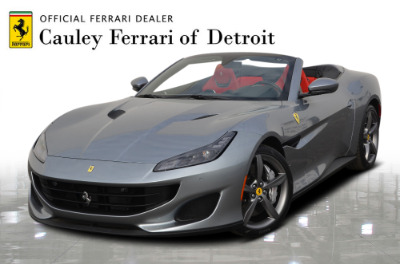 Used 2019 Ferrari Portofino Used 2019 Ferrari Portofino for sale Call for price at Cauley Ferrari in West Bloomfield MI 1