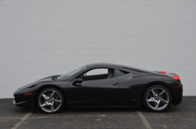Used 2012 Ferrari 458 Italia Used 2012 Ferrari 458 Italia for sale $189,900 at Cauley Ferrari in West Bloomfield MI 10