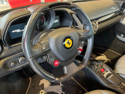 Used 2012 Ferrari 458 Italia Used 2012 Ferrari 458 Italia for sale $189,900 at Cauley Ferrari in West Bloomfield MI 31