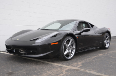 Used 2012 Ferrari 458 Italia Used 2012 Ferrari 458 Italia for sale $189,900 at Cauley Ferrari in West Bloomfield MI 57