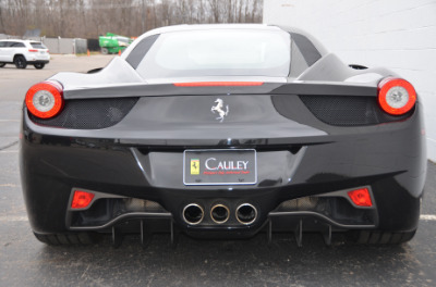 Used 2012 Ferrari 458 Italia Used 2012 Ferrari 458 Italia for sale $189,900 at Cauley Ferrari in West Bloomfield MI 62