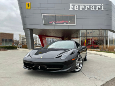 Used 2012 Ferrari 458 Italia Used 2012 Ferrari 458 Italia for sale $189,900 at Cauley Ferrari in West Bloomfield MI 73
