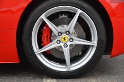 Used 2015 Ferrari 458 Spider Used 2015 Ferrari 458 Spider for sale $229,900 at Cauley Ferrari in West Bloomfield MI 13