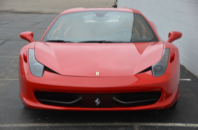 Used 2015 Ferrari 458 Spider Used 2015 Ferrari 458 Spider for sale $229,900 at Cauley Ferrari in West Bloomfield MI 16