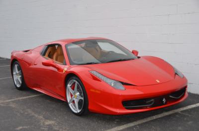 Used 2015 Ferrari 458 Spider Used 2015 Ferrari 458 Spider for sale $229,900 at Cauley Ferrari in West Bloomfield MI 17