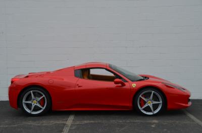 Used 2015 Ferrari 458 Spider Used 2015 Ferrari 458 Spider for sale $229,900 at Cauley Ferrari in West Bloomfield MI 18