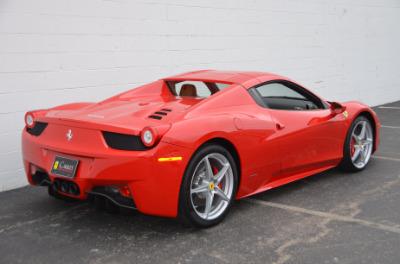 Used 2015 Ferrari 458 Spider Used 2015 Ferrari 458 Spider for sale $229,900 at Cauley Ferrari in West Bloomfield MI 19