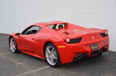 Used 2015 Ferrari 458 Spider Used 2015 Ferrari 458 Spider for sale $229,900 at Cauley Ferrari in West Bloomfield MI 21