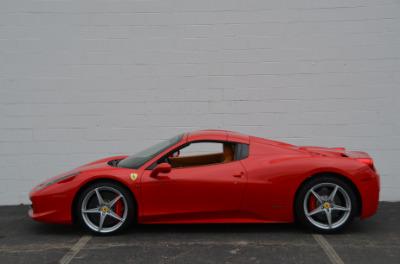 Used 2015 Ferrari 458 Spider Used 2015 Ferrari 458 Spider for sale $229,900 at Cauley Ferrari in West Bloomfield MI 22